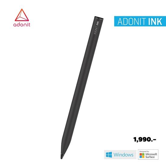 ปากกาสไตลัส Adonit INK - BLACK (GLOBAL) Stylus