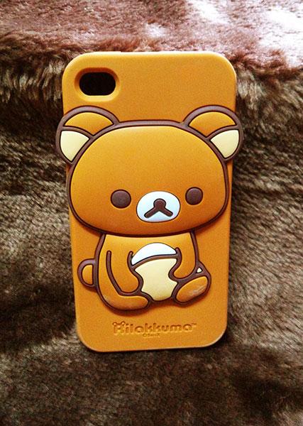 case iphone 4/4s Kuma