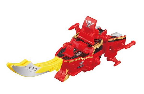 gokai galleon candy toy (BANDAI)