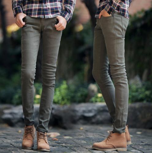 กางเกงยีนส์ผู้ชายแฟชั่น