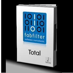 FabFilter Total Bundle v2017