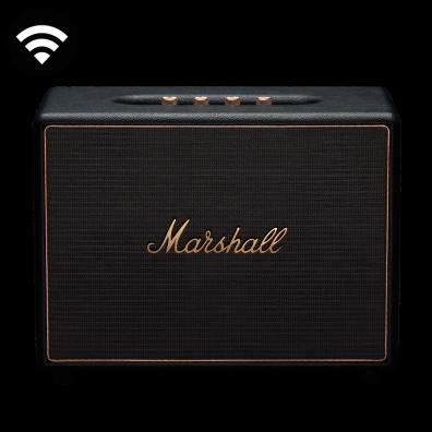 ลำโพง Marshall Woburn Wireless สีBlack