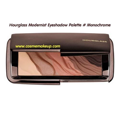 ลดพิเศษ (ส่งฟรีEMS) Hourglass Modernist Eyeshadow Palette สี Monochrome (Rose) อายแชร์โดว์ชนิด baked และอัดด้วยมือให้สีคงทน เด่นชัด ด้วยพิกเม้นต์และเนื้อผลิตภัณฑ์ ตัว packaing ก็ยังทำออกมาได้ดีหรูหรา
