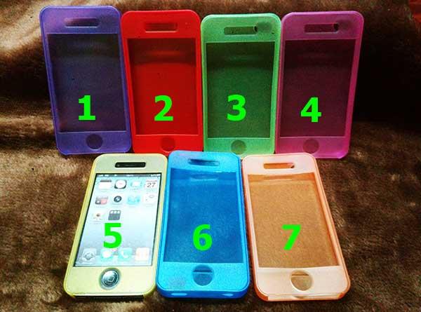 เคสประกบ FB case for iphone 5 5s