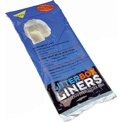 ถุงพลาสติก สำหรับห้องน้ำรุ่น Booda Cleanstep Litter Box