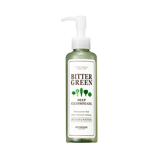 Skinfood Bitter Green Deep Cleansing Gel 200ml