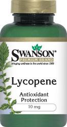 Swanson Vitamins - Lycopene 10 mg 120 Softgels