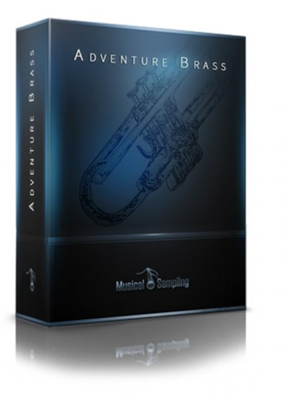 Musical Sampling Adventure Brass KONTAKT