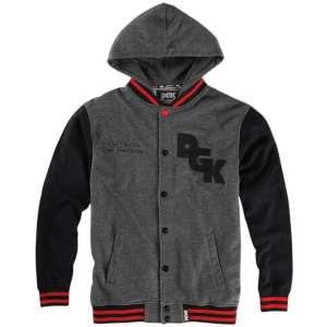 Pre order เสื้อแจ็กเก็ตDGK Stagger Varsity Fleece - Men's