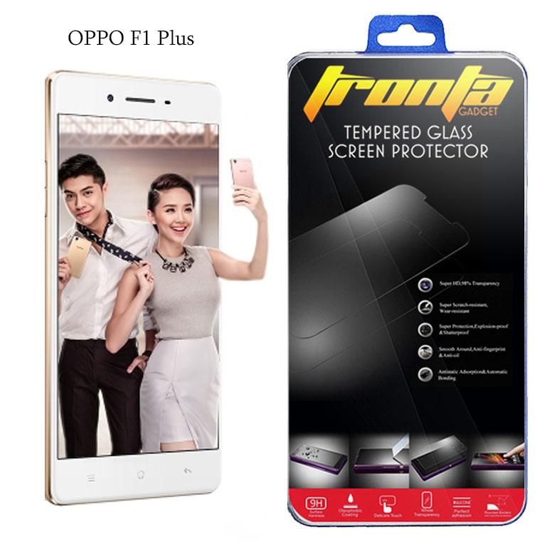 ฟิล์มกระจก OPPO F1 Plus Tronta