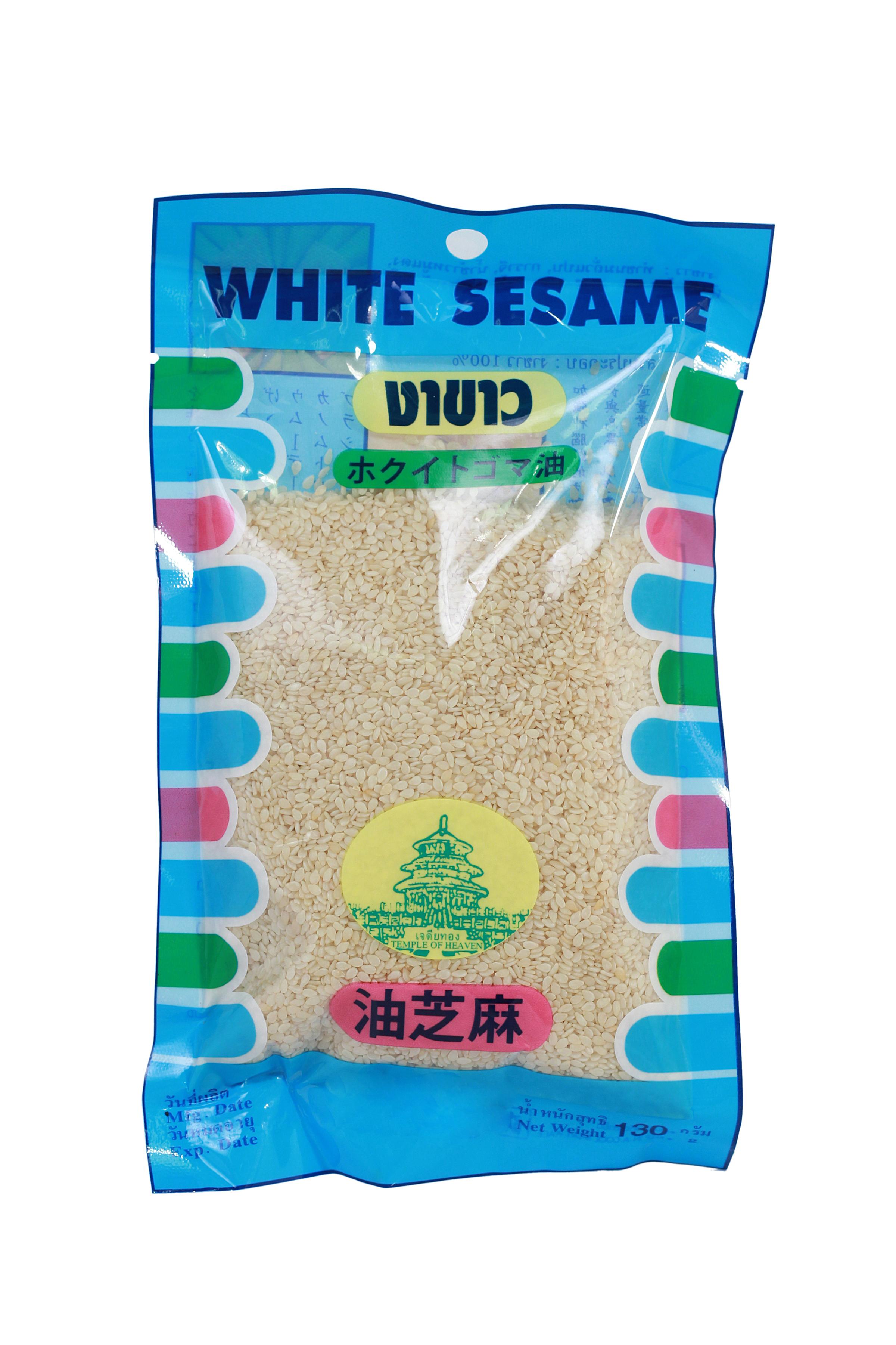 WHITE SESASAME - งาขาวถุง