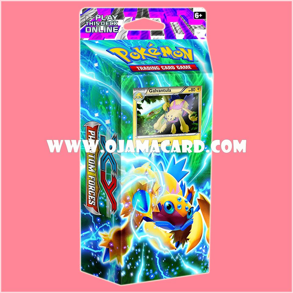 Pokémon TCG XY—Phantom Forces : Bolt Twister Theme Deck