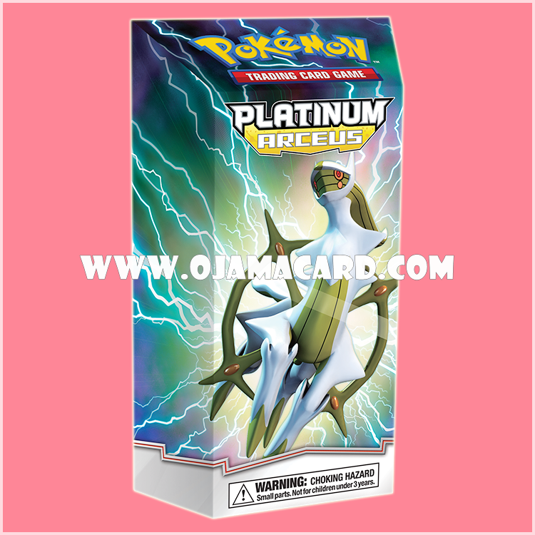 Pokémon TCG Platinum—Arceus : Stormshaper Theme Deck