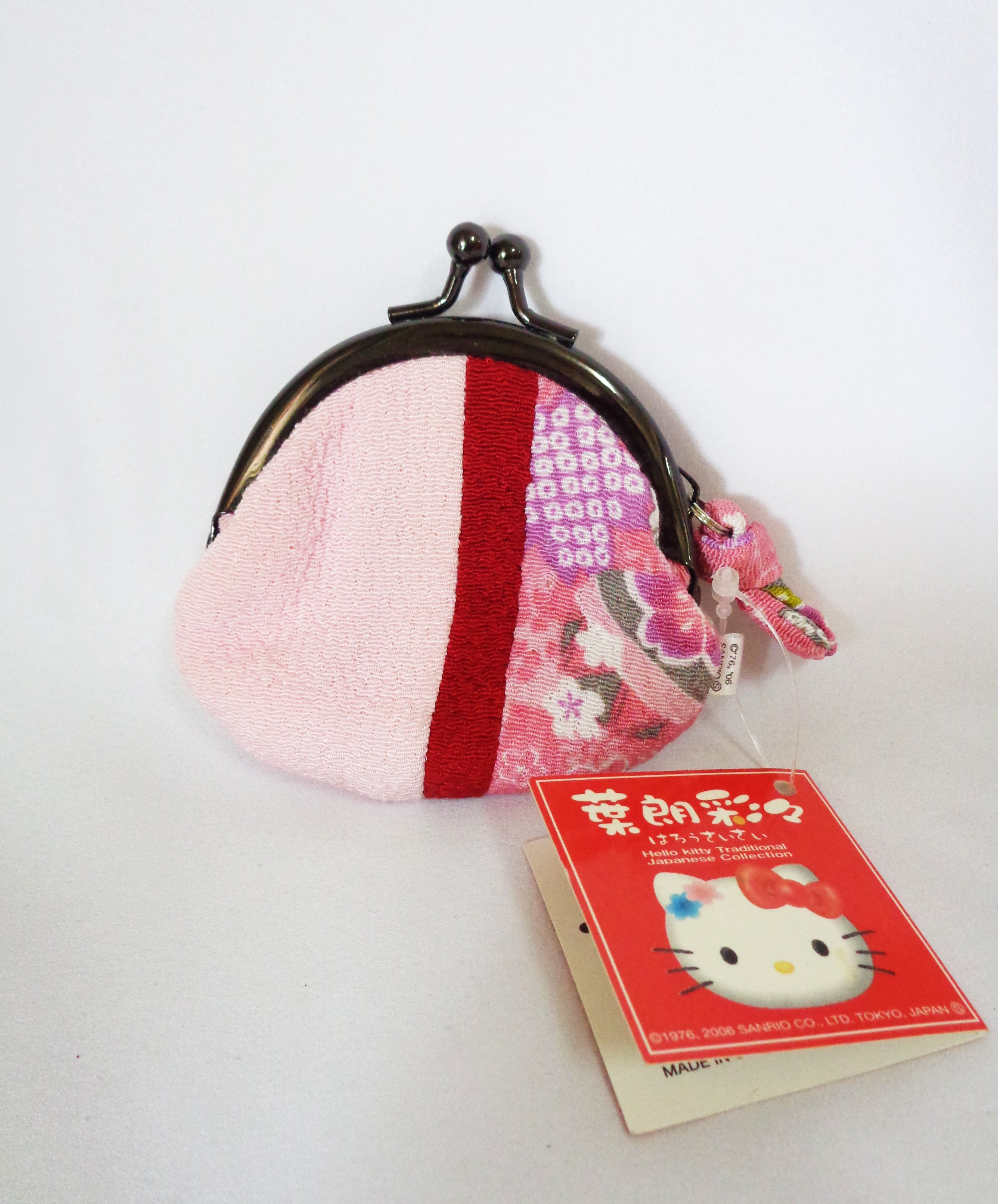 กระเป๋าใส่เหรียญHello Kitty