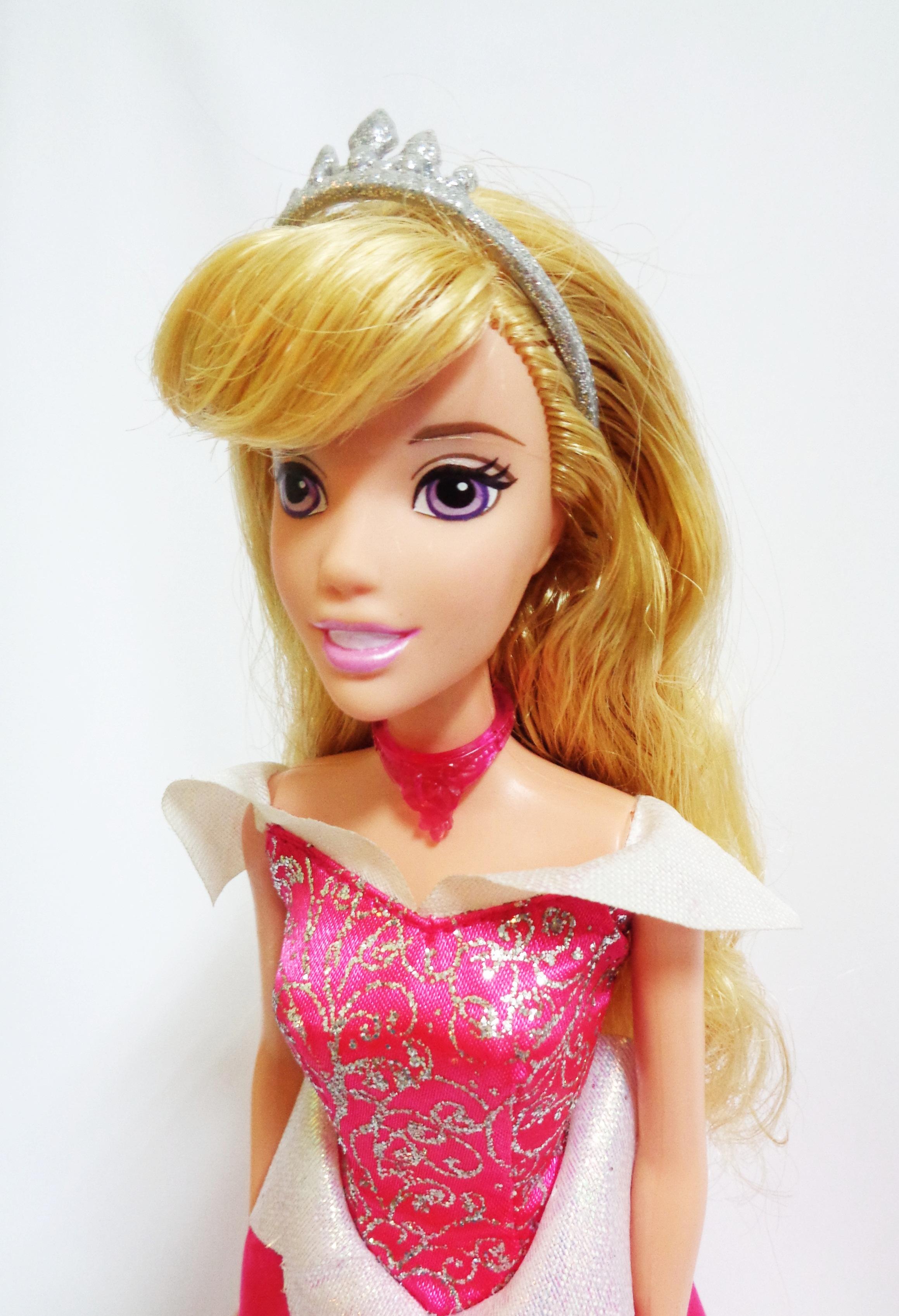ตุ๊กตาเจ้าหญิง Aurora - Sleeping Beauty Disney