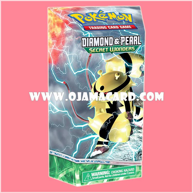 Pokémon TCG Diamond & Pearl—Secret Wonders : Powerhouse Theme Deck