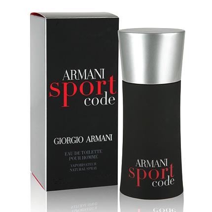 น้ำหอม Armani Code Sport for men EDT 75ml