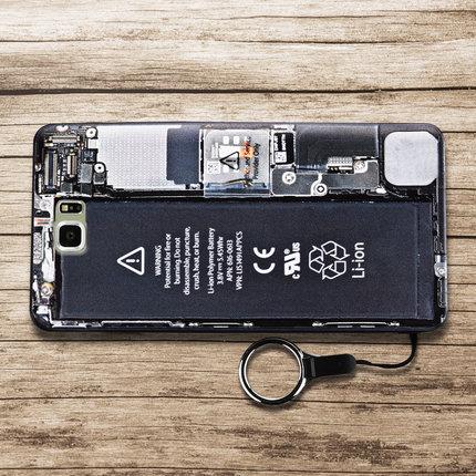(พร้อมส่ง)เคสมือถือซัมซุง Case Samsung S6 Edge เคสนิ่มแนววินเทจคลาสสิค