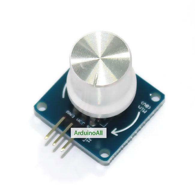 Arduino Rotation Knob Module