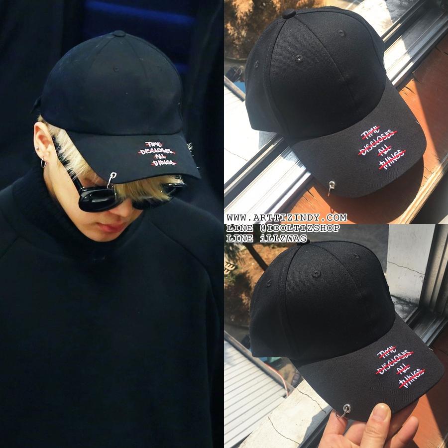 หมวก TIME DIECLOSE แบบ JIMIN