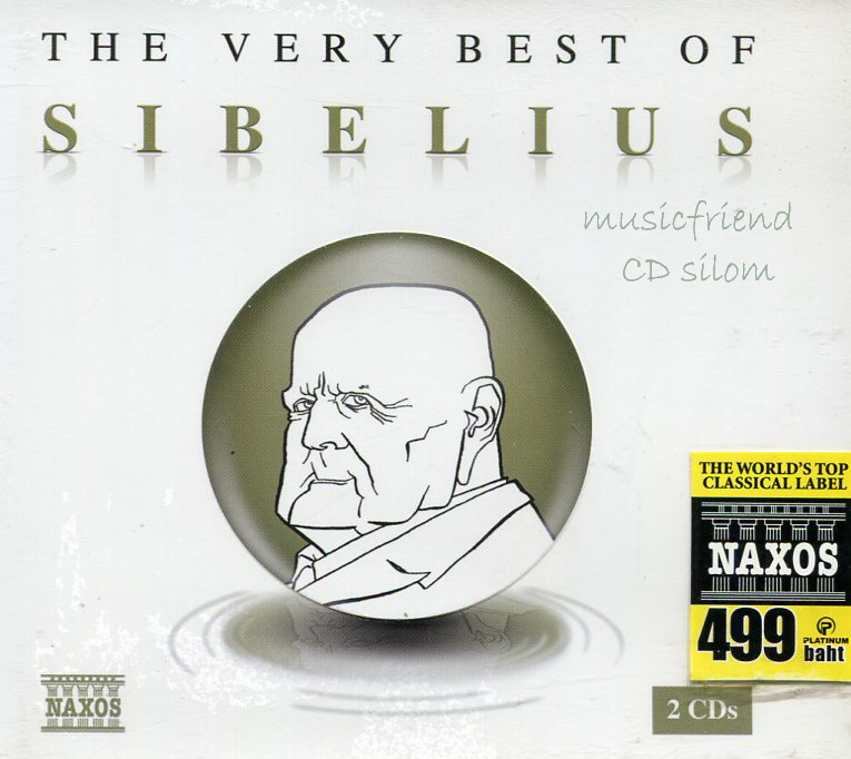 Sibelius The Very Best Of (Classical)