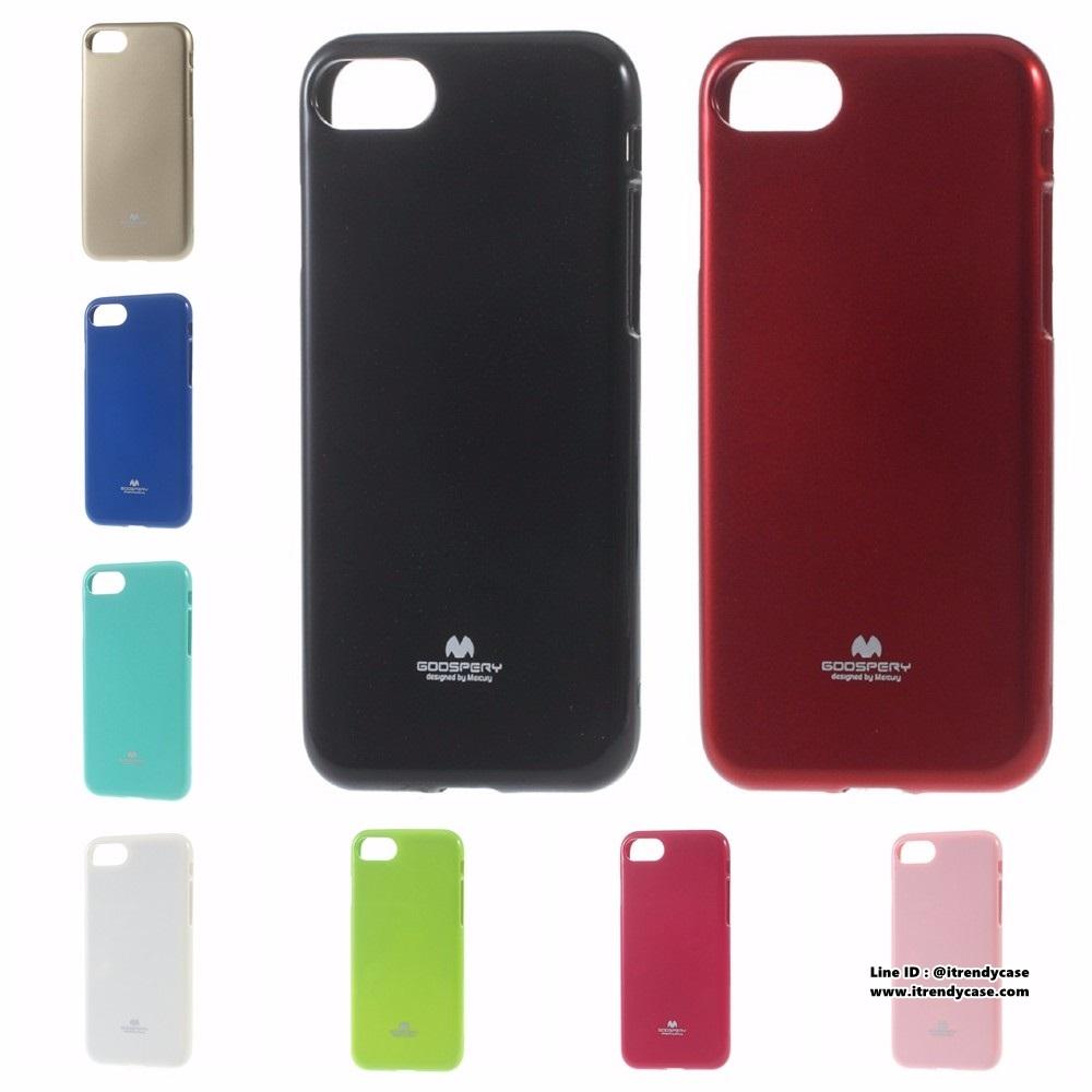 iPhone 7 - เคส TPU Mercury Jelly Case (GOOSPERY) แท้