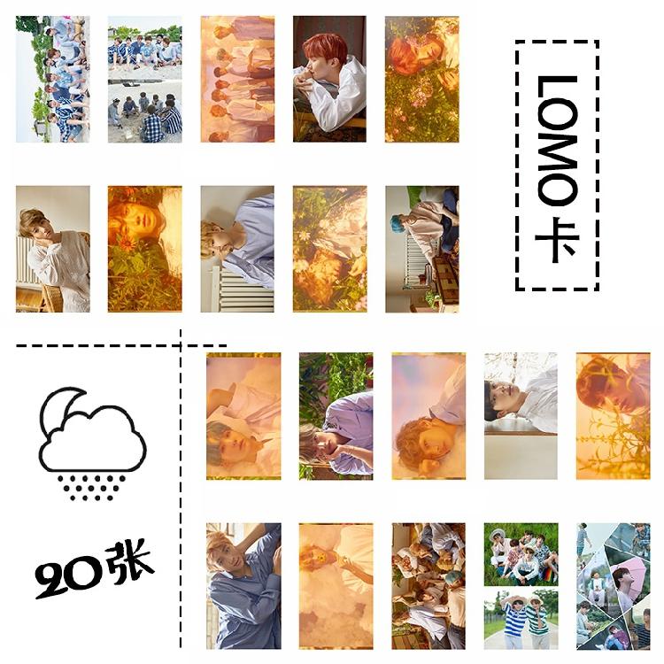 LOMO BTS LOVE YOURSELF (20pc)