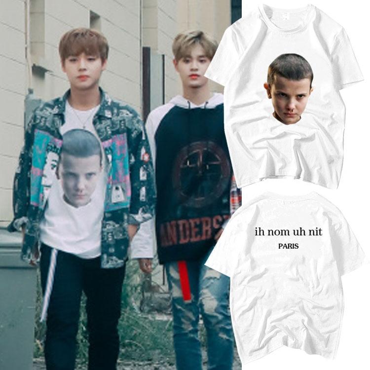 เสื้อยืด ih nom uh nit PARIS Sty.jihoon -ระบุสี/ไซต์-