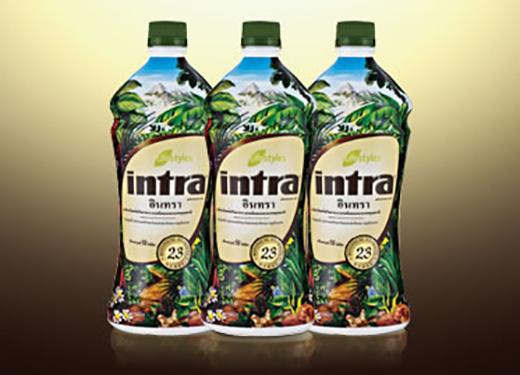 น้ำผลไม้ อินทรา intra ของแท้ ราคาถูก ปลีก/ส่ง โทร 081-859-8980 ต้อม