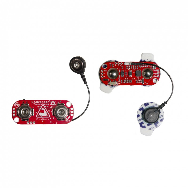 MyoWare Muscle Sensor EMG sensor เซนเซอร์ตรวจจับกล้ามเนื่อ