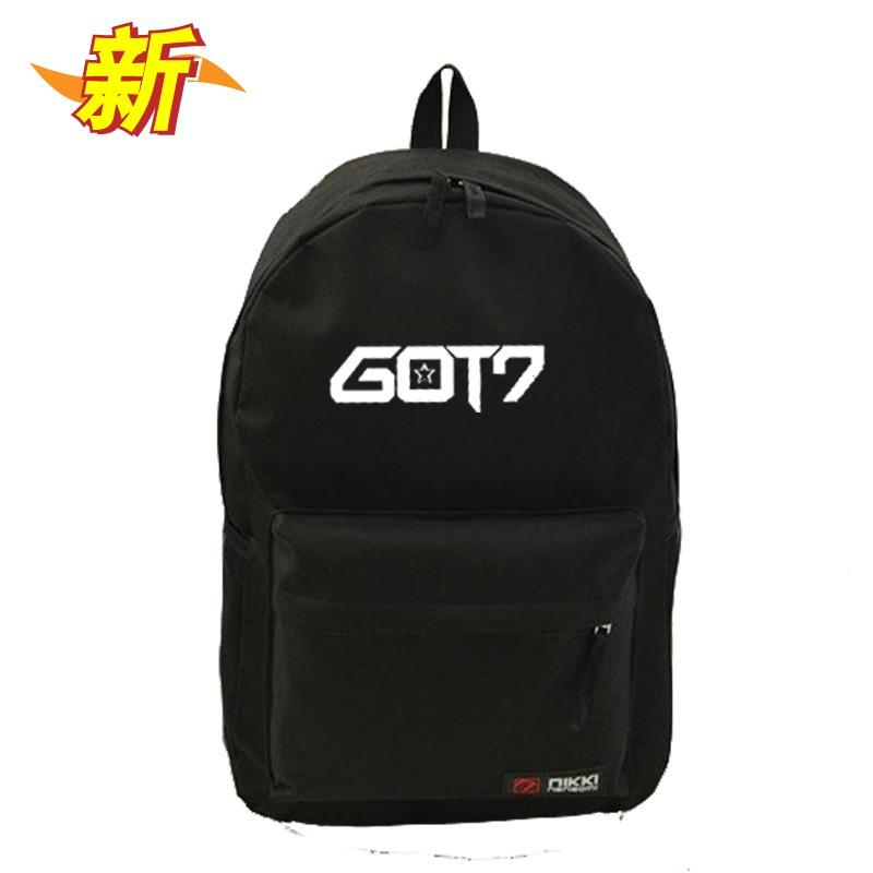 กระเป๋าเป้ GOT7 BLACK