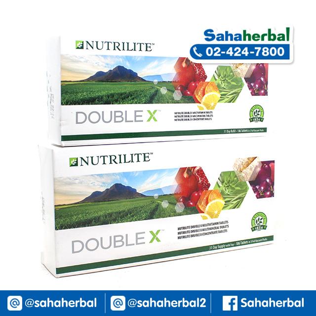 นิวทริไลท์ ดับเบิ้ล เอ็กซ์ Double X amway SALE 60-80% ฟรีของแถมทุกรายการ
