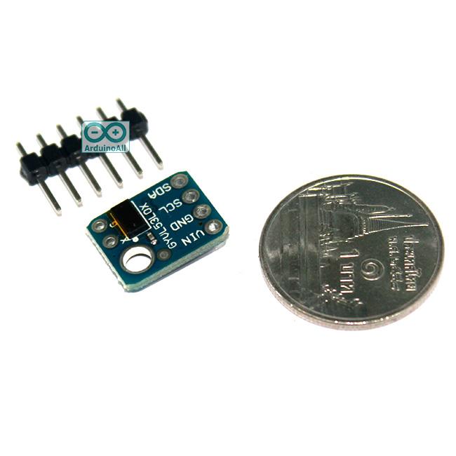 GY-VL53L0X GY-530 VL53L0X Laser ranging and gesture เลเซอร์วัดระยะทางและตรวจจับท่าทาง