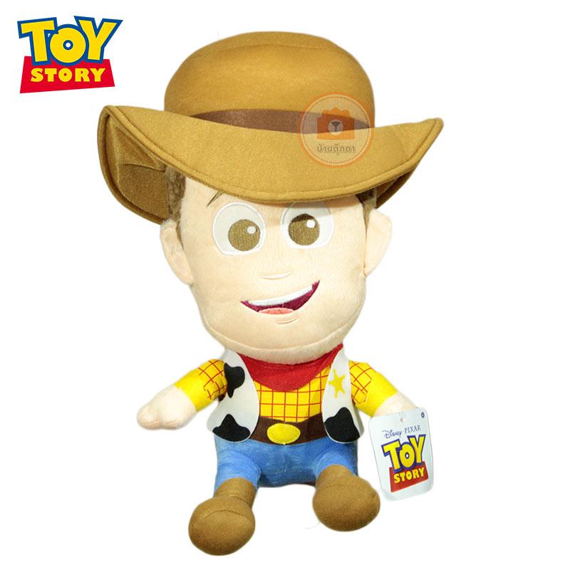 ตุ๊กตา วู้ดดี้ คาวาอิ 12นิ้ว Toy story