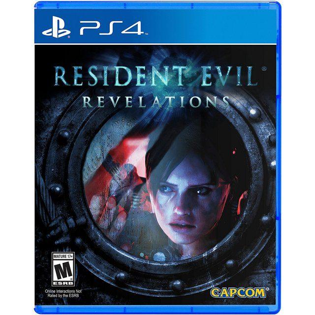 PS4 : Resident Evil Revelations (R3)