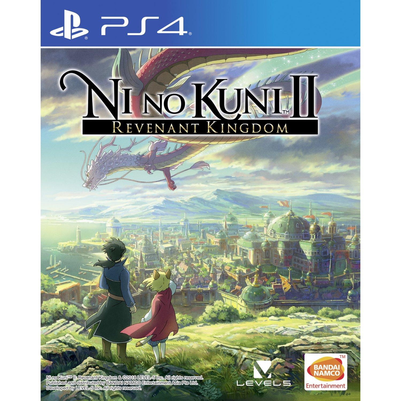 PS4: Ni No Kuni : Revenant Kingdom (R3)