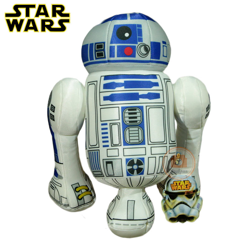ตุ๊กตา (สตาร์ วอร์ส) R2D2 13 นิ้ว