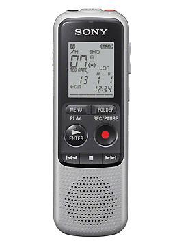 เครื่องบันทึกเสียงดิจิตอล โซนี่ sony digital recorder รุ่น ICD-BX132 NEW !!