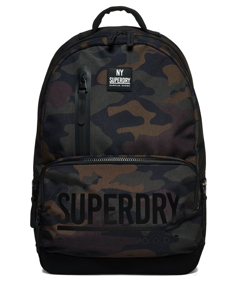 Superdry - Surplus Goods Multizip Montana Camo