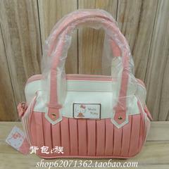 กระเป๋าคิตตี้มงกุฎสีแดงพิเศษเค้กคิตตี้น่ารักกระเป๋าแพ็คเก็ต