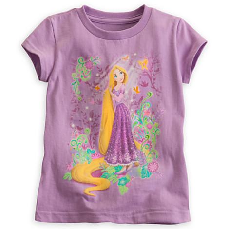Disney Rapunzel Tee for Girls(size 2 YR)(พร้อมส่ง)