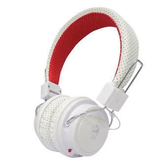 หูฟัง Wireless Bluetooth3.0 รุ่น MH-100 สีขาว
