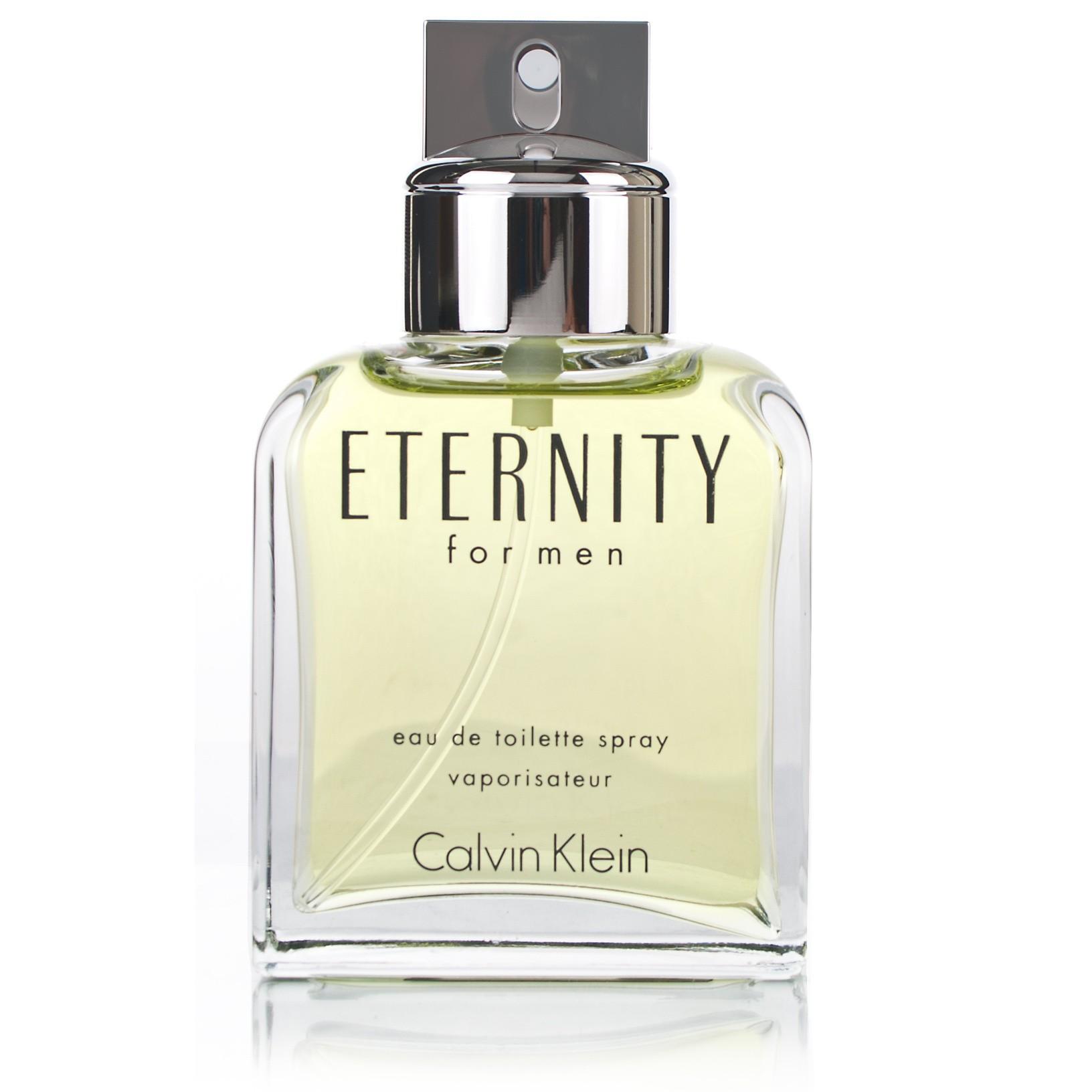น้ำหอม CK Eternity For Men EDT ขนาด 100ml กล่องเทสเตอร์