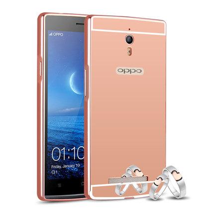 Oppo Find 7- Metalic Mirror Case [Pre-Order]