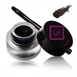 Etude Drawing Show Creamy Liner No.BK801 Black สีดำ