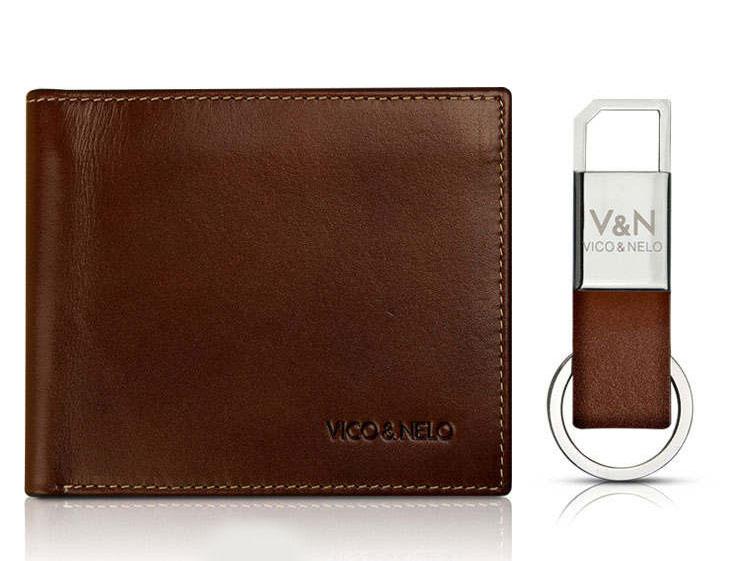 กระเป๋าสตางค์ผู้ชาย Vico&Nelo No.V032
