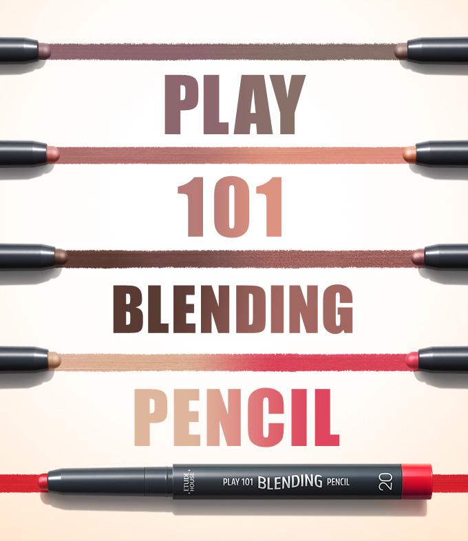 ์NEW Etude Play 101 Blending Pencil