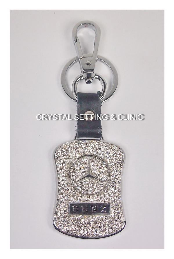 พวงกุญแจรถยนต์ยี่ห้อ เบนซ์ ( BENZ Keychain )