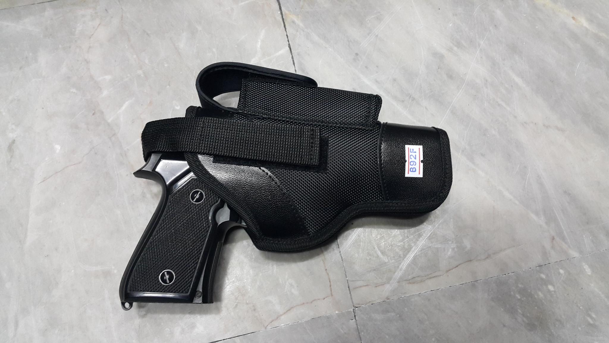 ซองปืนคาดเอว สอดเข็มขัด มี P320