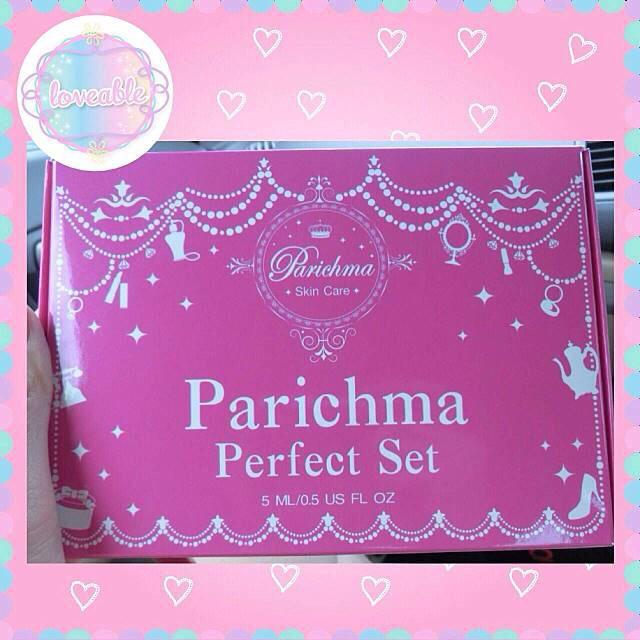 (ส่งฟรีEMS)Parichma Perfect Set Skin Care